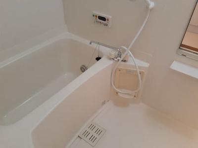 【浴室】ボヌールロジュマン