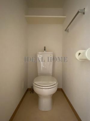 【トイレ】ラグジュアリーアパートメント中目黒