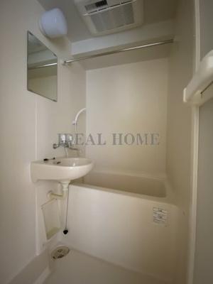 【浴室】ラグジュアリーアパートメント中目黒