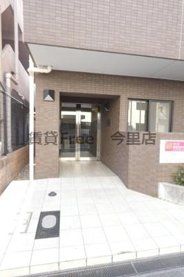 【エントランス】GRAND TOWER 森ノ宮NORTH 仲介手数料無料