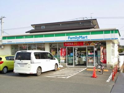 ファミリーマート福山春日町店まで80m