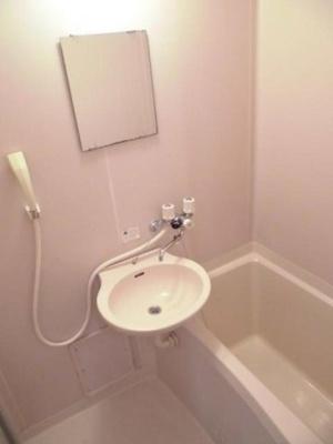 【浴室】シティハイツ成和