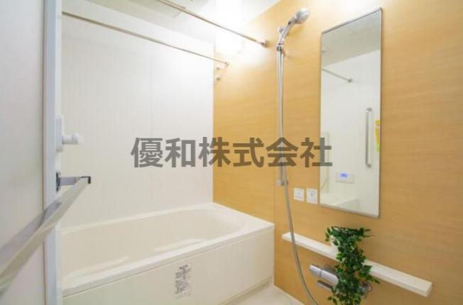 【浴室】パークホームズ板橋蓮根二番街