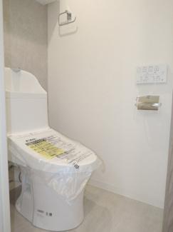 TOTO製ウォシュレット一体型トイレ