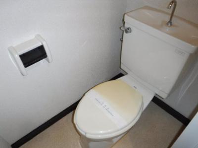 【トイレ】サニーテラス大町