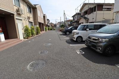 【駐車場】メゾン・フォンテーヌ