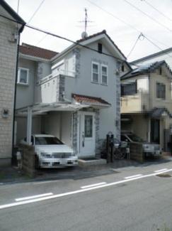【外観】尼崎市大物町 中古戸建