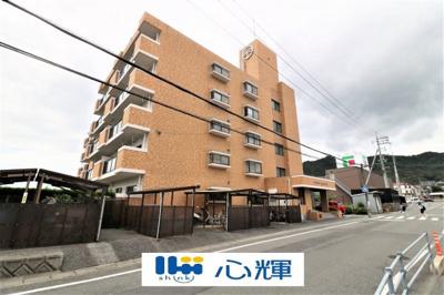 【外観】ロイヤルマンション第2小郡下郷中古マンション