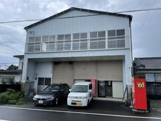 【外観】小松原店舗