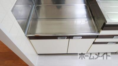 【キッチン】高槻パーク・レジデンス