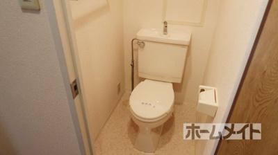 【トイレ】高槻パーク・レジデンス