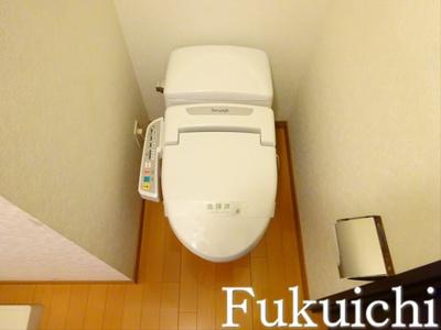 【トイレ】リブリ自由が丘