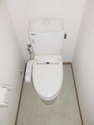 【トイレ】ヴェルステージ恵比寿
