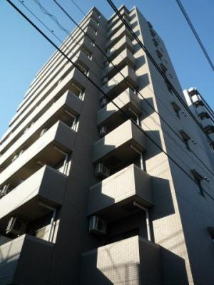 JR京浜東北線「大森」駅より徒歩10分の立地です
