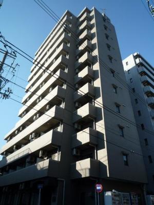 京急本線「大森海岸」駅より徒歩5分の駅近マンションです