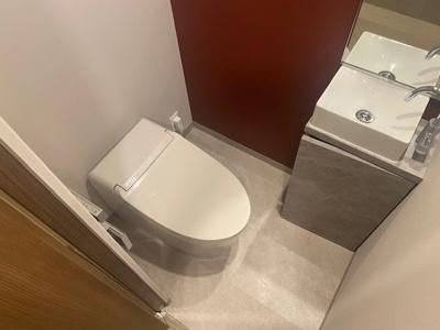 【トイレ】est Largo KOMAZAWAⅡ