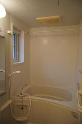 【浴室】サンファミールⅡB