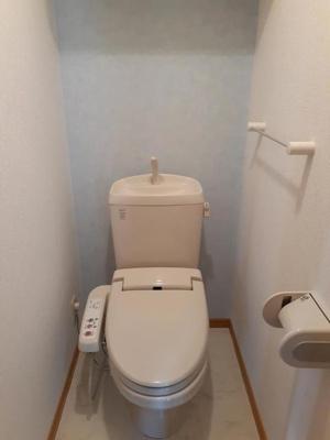 【トイレ】サンファミールⅡB