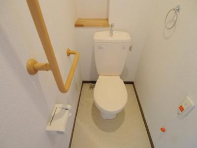 【トイレ】ハートランド大町