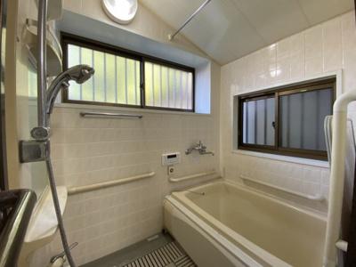 【浴室】久木町貸家