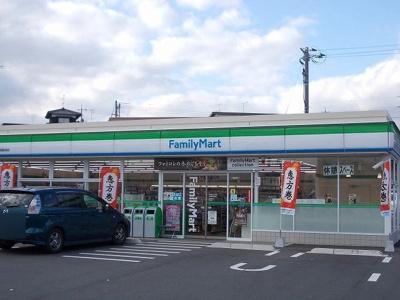ファミリーマート西岐波店まで650m