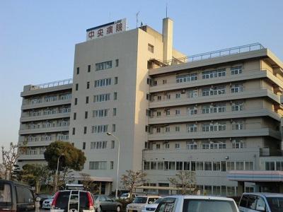 宇部興産中央病院まで1100m