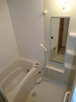 【浴室】ヴィラ・ヒルズC