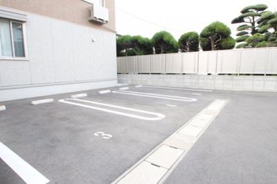 【駐車場】レジダンス井尻 A棟