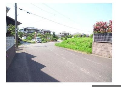 【前面道路含む現地写真】糸島市 二丈吉井