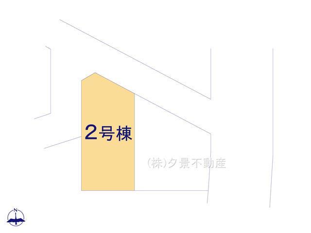 【間取り】見沼区堀崎町555-2(2号棟)新築一戸建てミラスモ