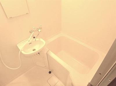 【浴室】ハイムなでしこ