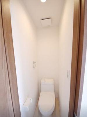 【トイレ】ブロッサムテラス町屋