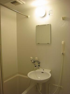 【浴室】レオパレスKOMUGI