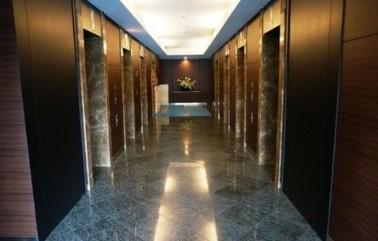 シティタワー品川のエレベーターホールです。