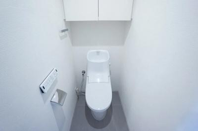 シティタワー品川のトイレです。