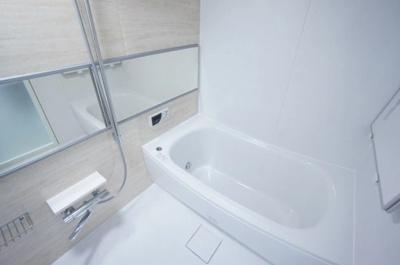 シティタワー品川のお風呂です。