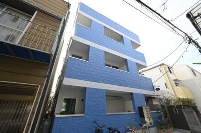 【外観】メゾン・ド・ソレイユ三ノ輪