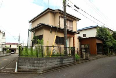 【外観】毛呂山町南台 中古住宅