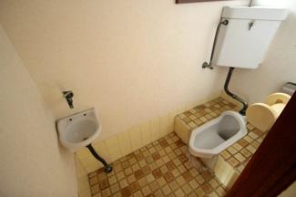 【トイレ】毛呂山町南台 中古住宅