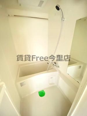 【浴室】エスリード大阪城クローグ 仲介手数料無料