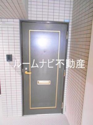 【玄関】エヴェナール茗荷谷