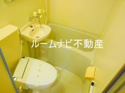 【浴室】エヴェナール茗荷谷