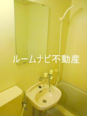 【洗面所】エヴェナール茗荷谷