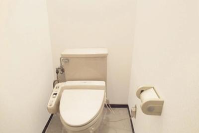 【トイレ】タカギ八坂マンション
