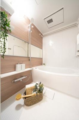 【浴室】☆明るい最上階☆サンハイム徳丸 リノベーション☆3LDK+ウォークインクローゼット ペット可☆