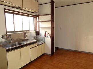 【キッチン】青森市松原3丁目一棟アパート