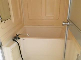 【浴室】青森市松原3丁目一棟アパート