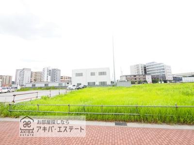 【展望】サクラレジデンス八潮