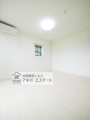 【居間・リビング】サクラレジデンス八潮
