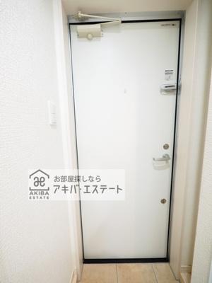 【玄関】サクラレジデンス八潮